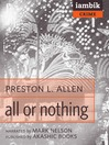 All or Nothing (MP3)